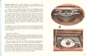 1961 Mercury Owners Manual Pg 24