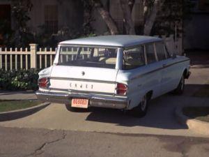 1961 Comet