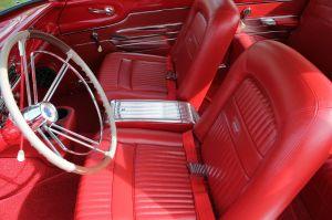 1962 Comet S-22 interior