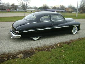 1950 Mercury Sport Coupe