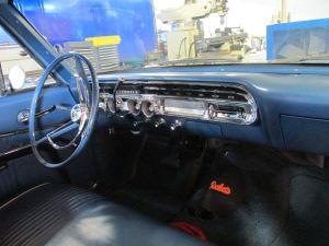 1963 Mercury Meteor Dash