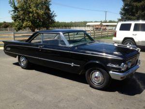 1963 Mercury Comet Custom Sportster