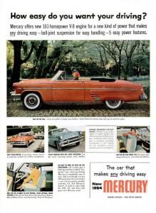 1954 Mercury Ad-03-