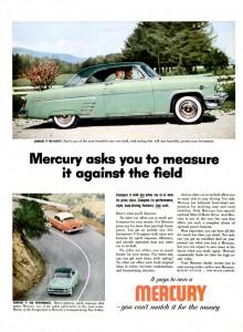 1954 Mercury Ad-04-