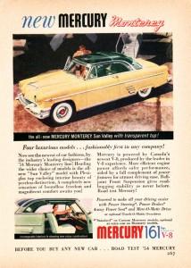 1954 Mercury Ad (Cdn)-01