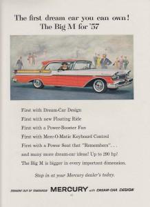 1957 Mercury Ad-10