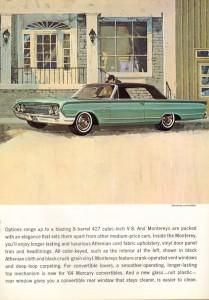 1964 Mercury 11