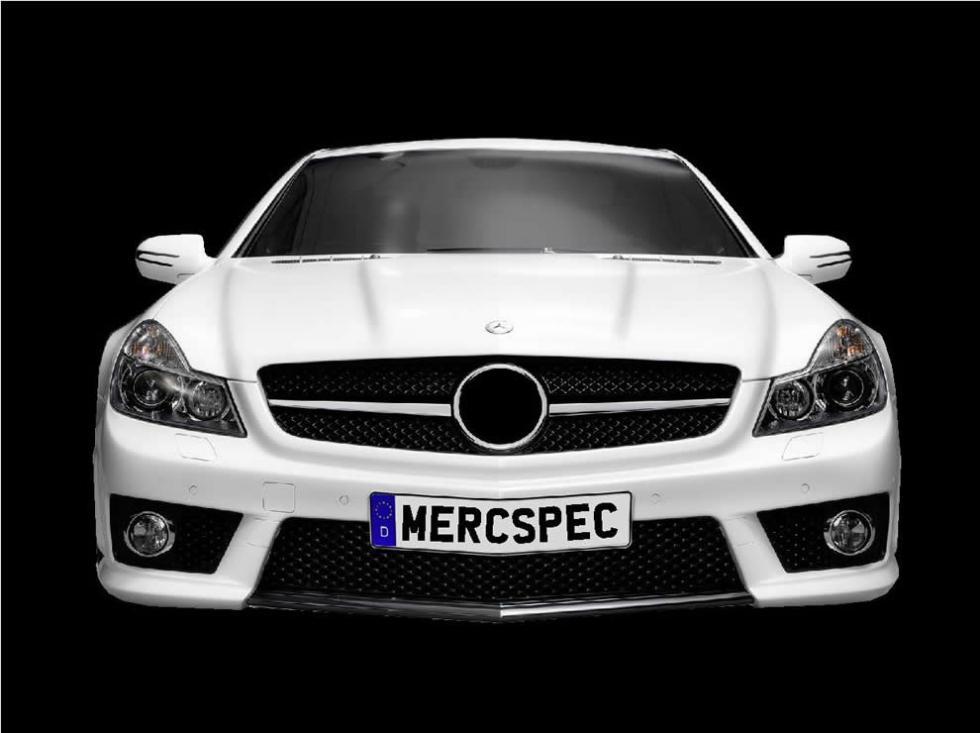 Mercedes specialist - Skipton