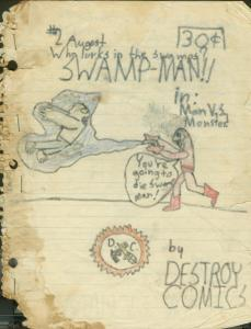 Swamp-Man #2