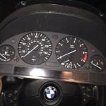 BMW E39 US仕様のマイルメーターへ換装