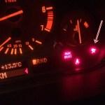 BMW E39 エアバック警告灯 消去