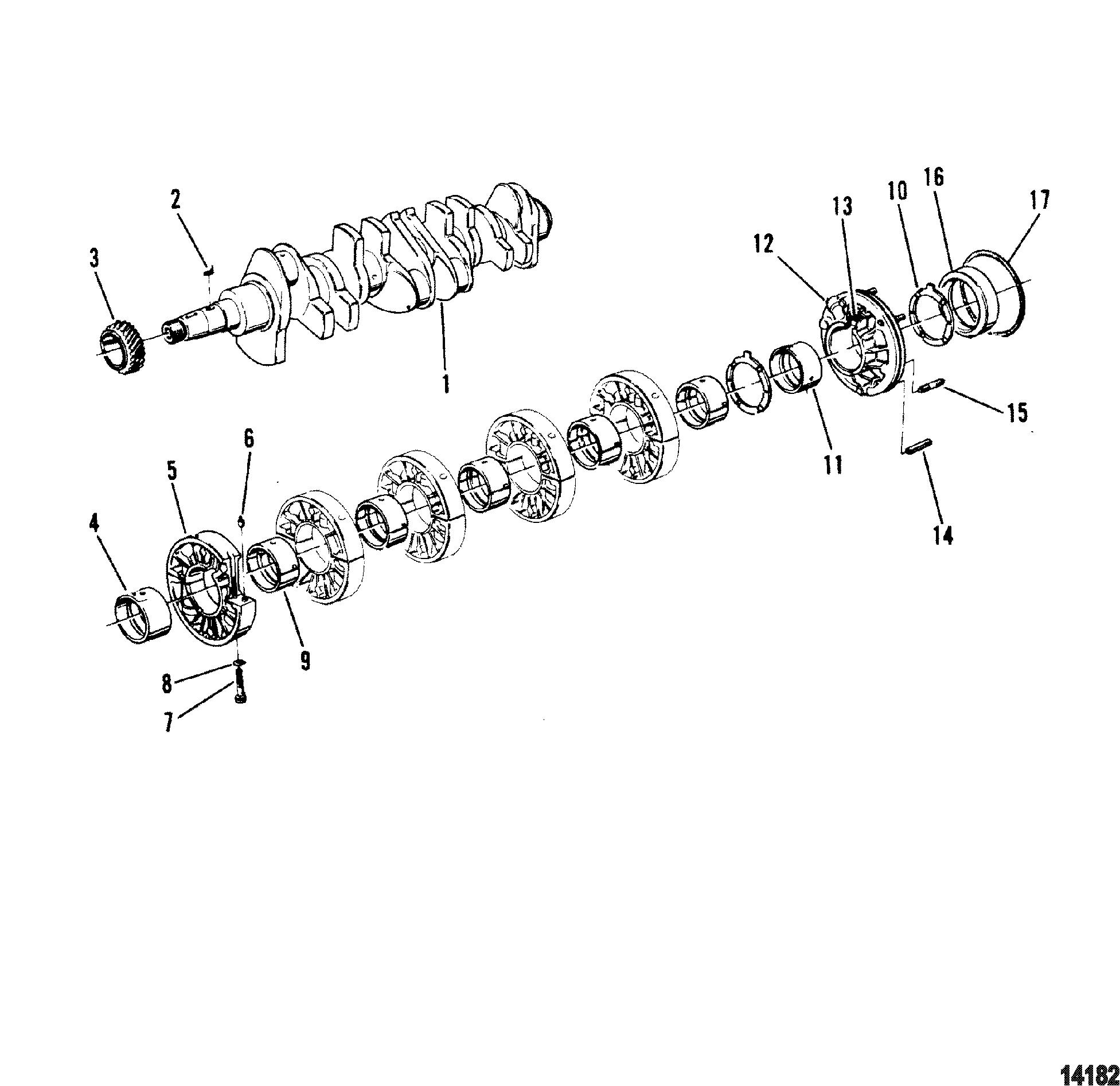 Mercruiser D3 6l Bravo Vm