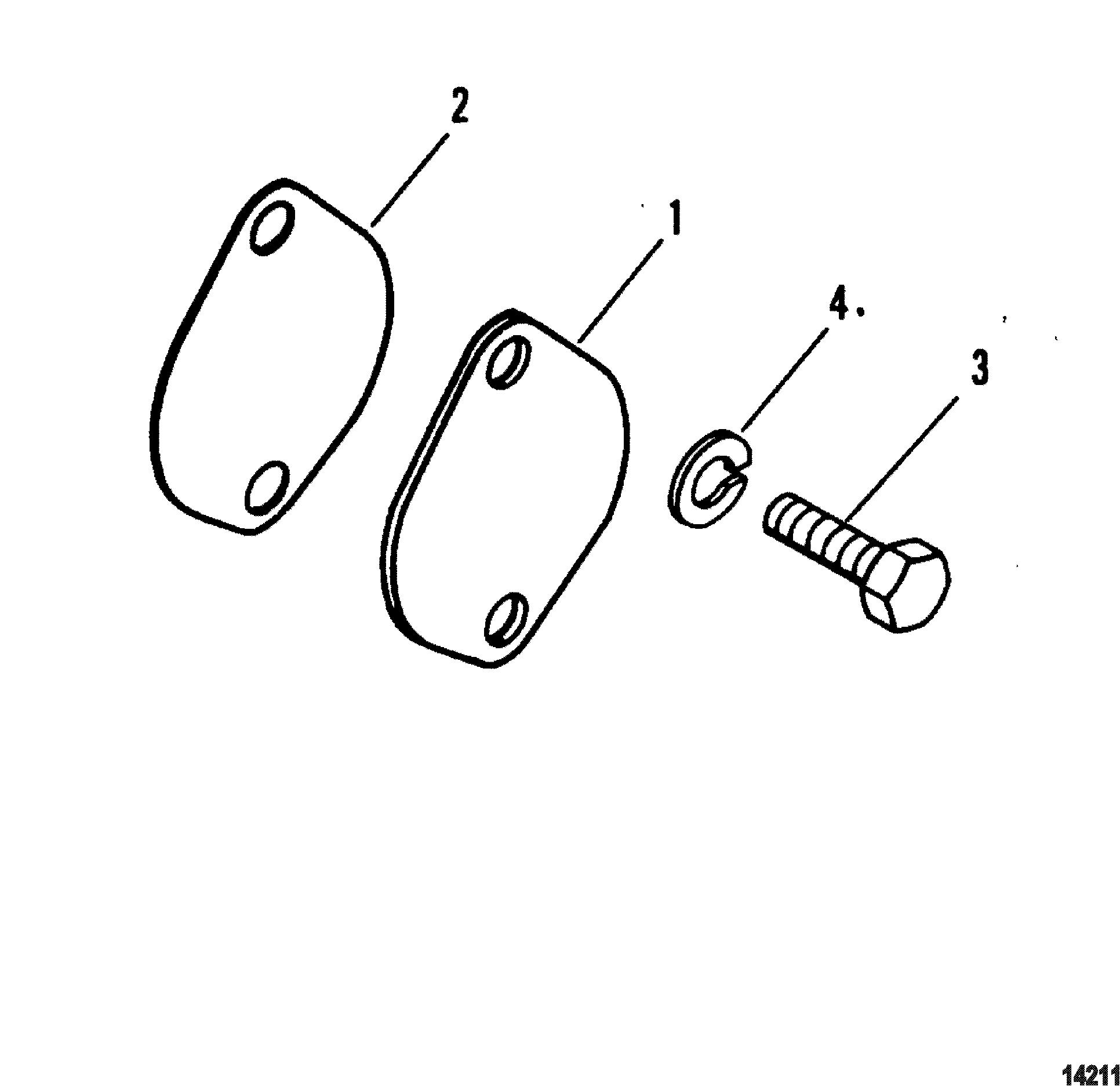 Mercruiser D3 0l Vm 183 I L5