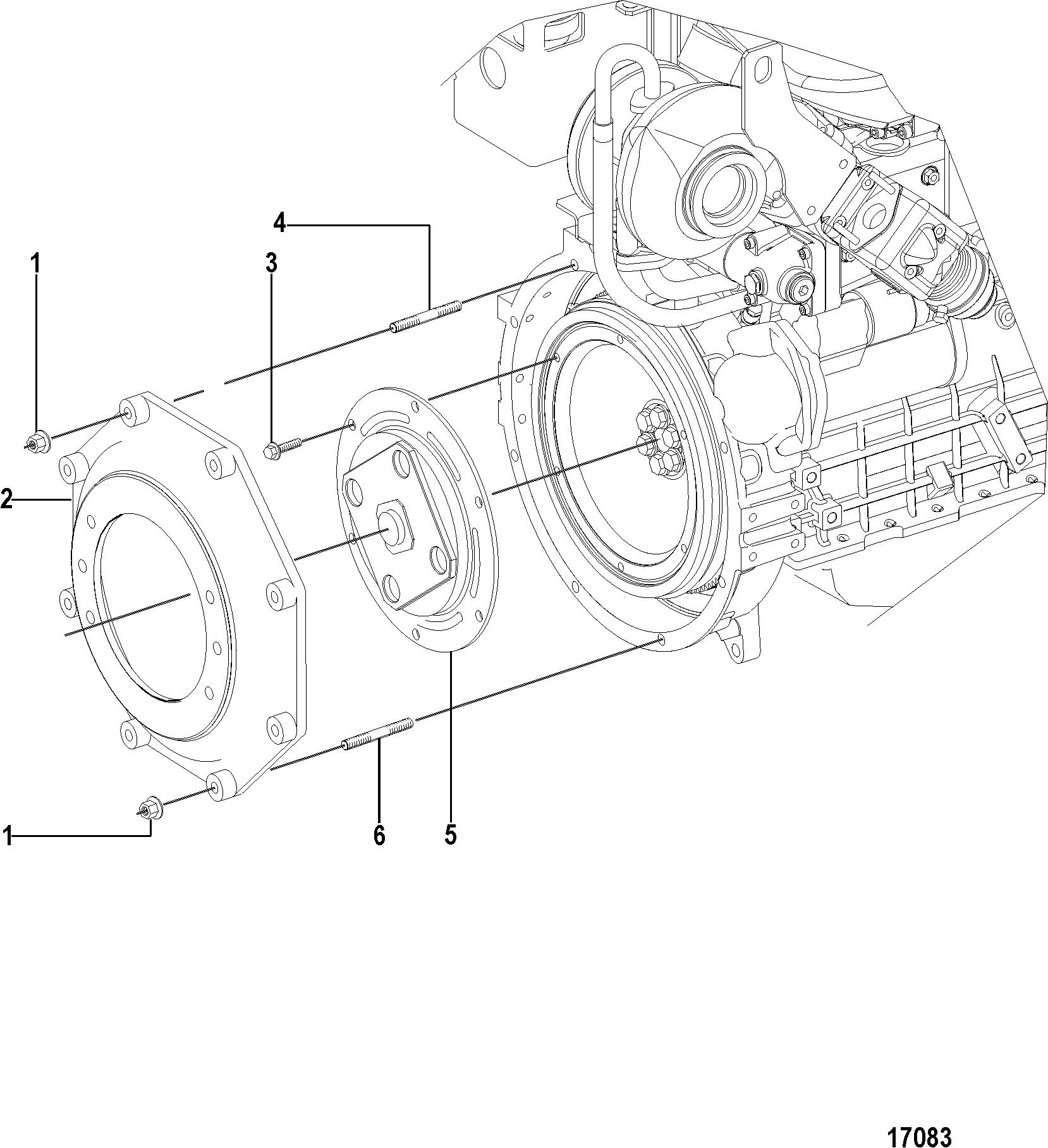 Mercruiser Cmd 4 2 Ei 270