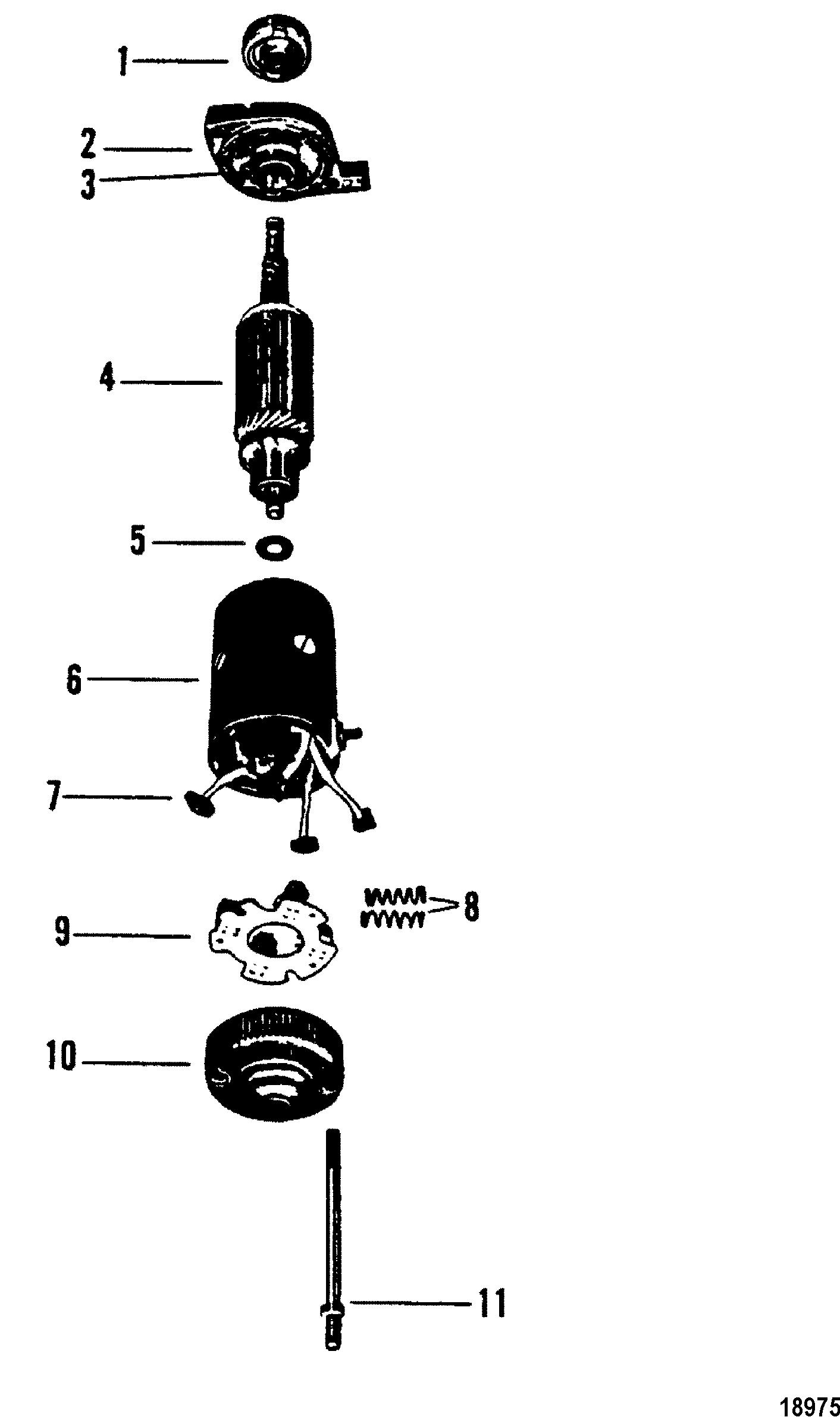 Mariner V 150 Marathon Thru