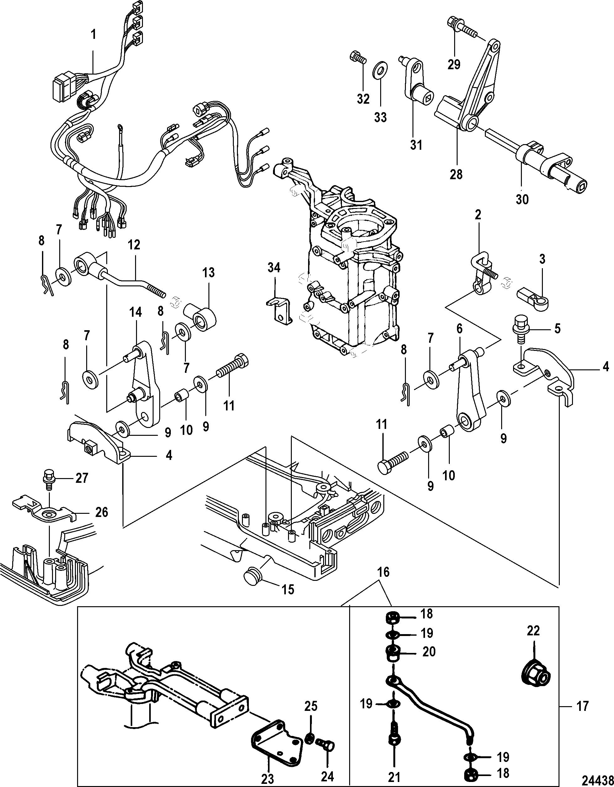 Mercury 4 30 Efi 3 Cyl 4