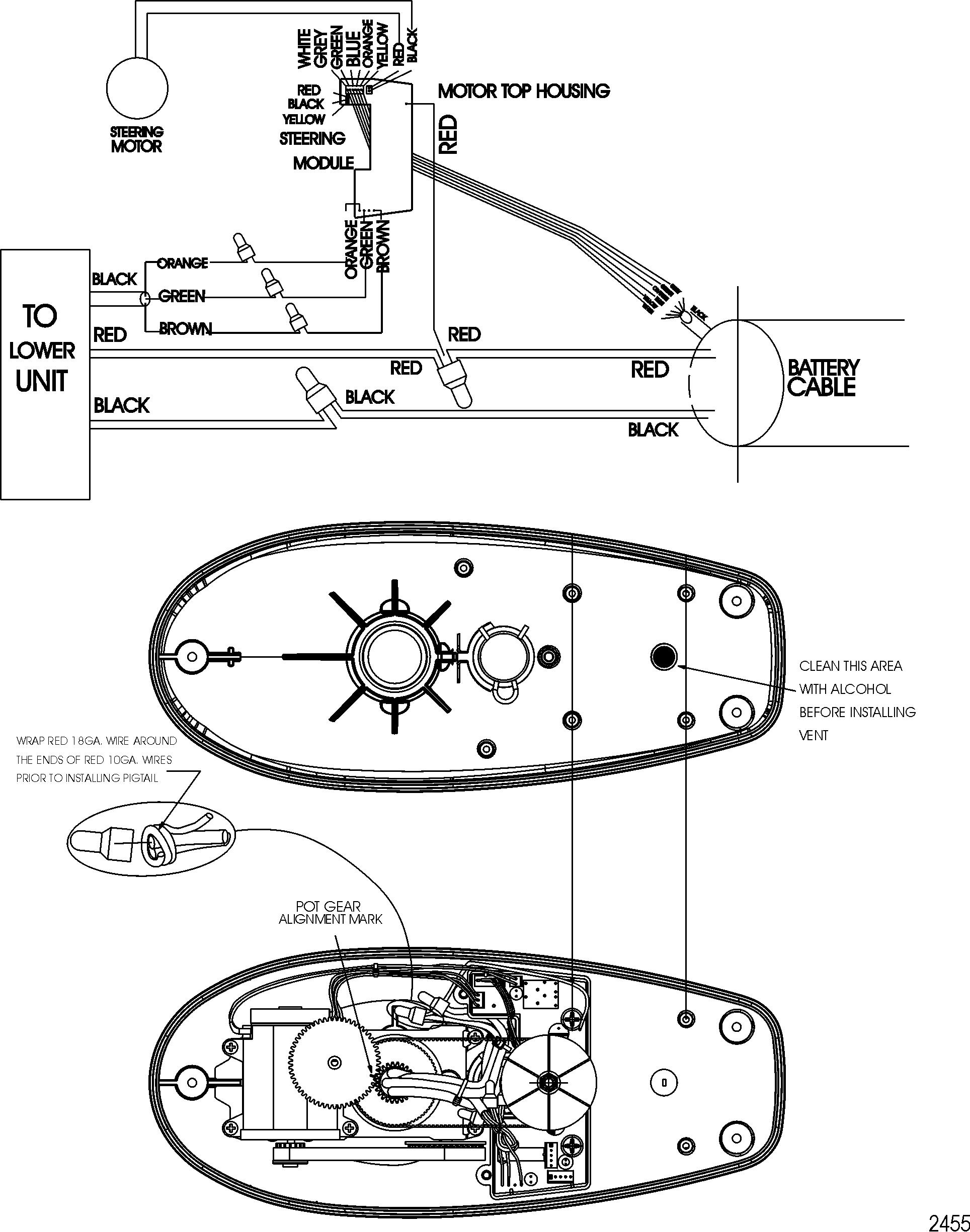 Motorguide Wiring Schematic