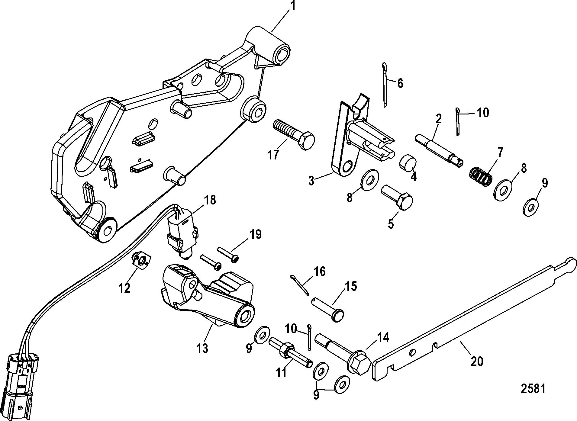 Mercruiser 383 Mag Stroker
