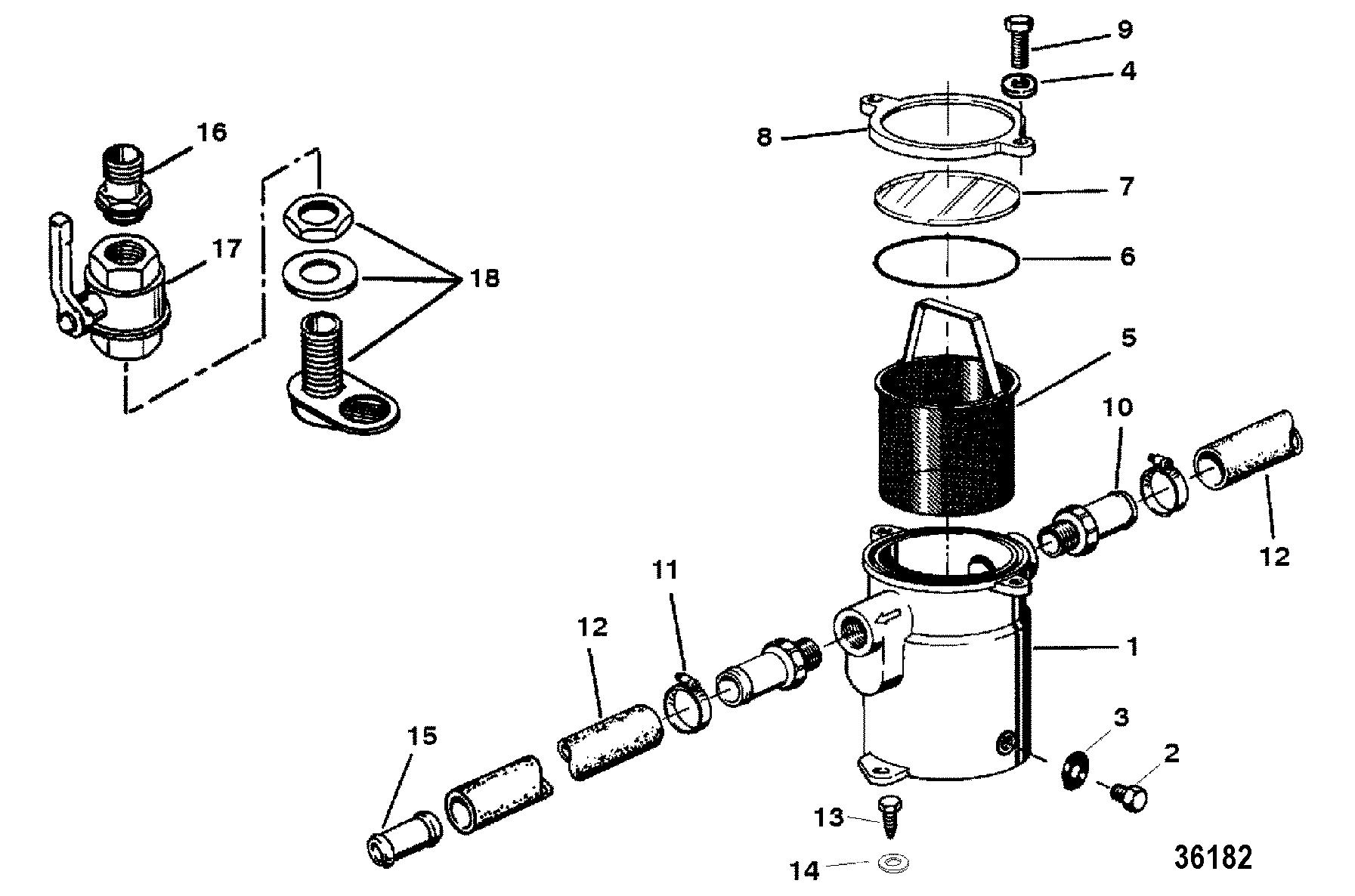 Mercruiser D3 6l W Bravo