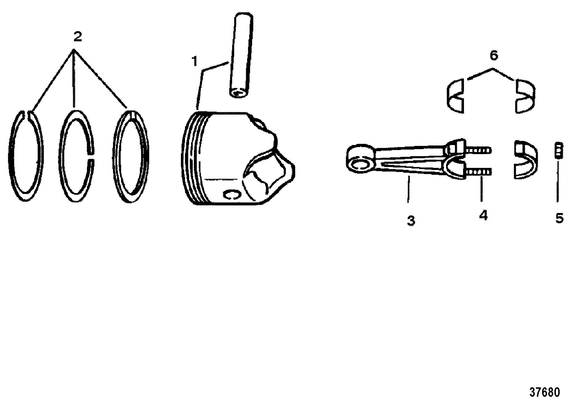 Mercruiser 5 7lx Efi 4 Bbl