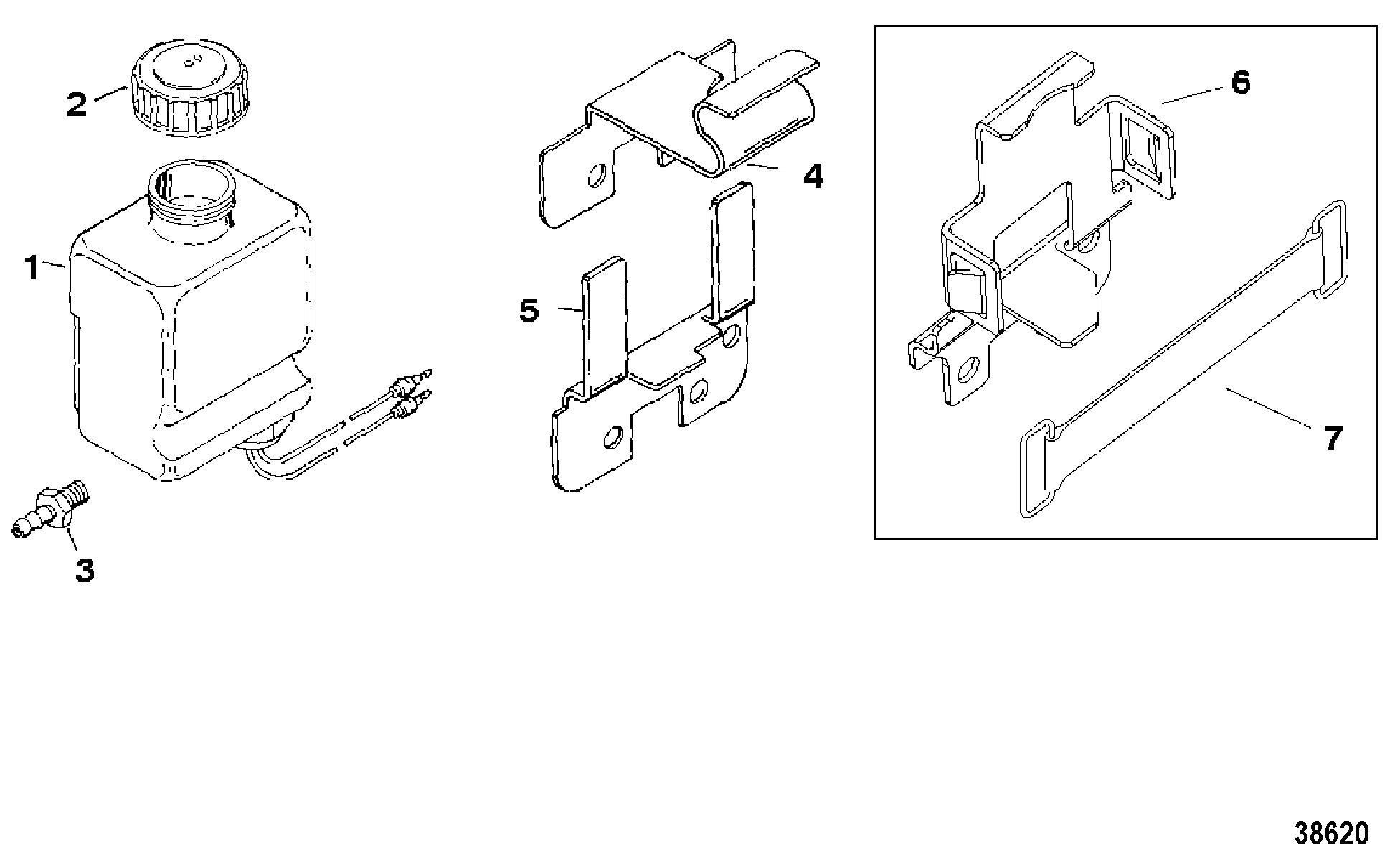 Mercruiser 7 4lx Bravo Mpi