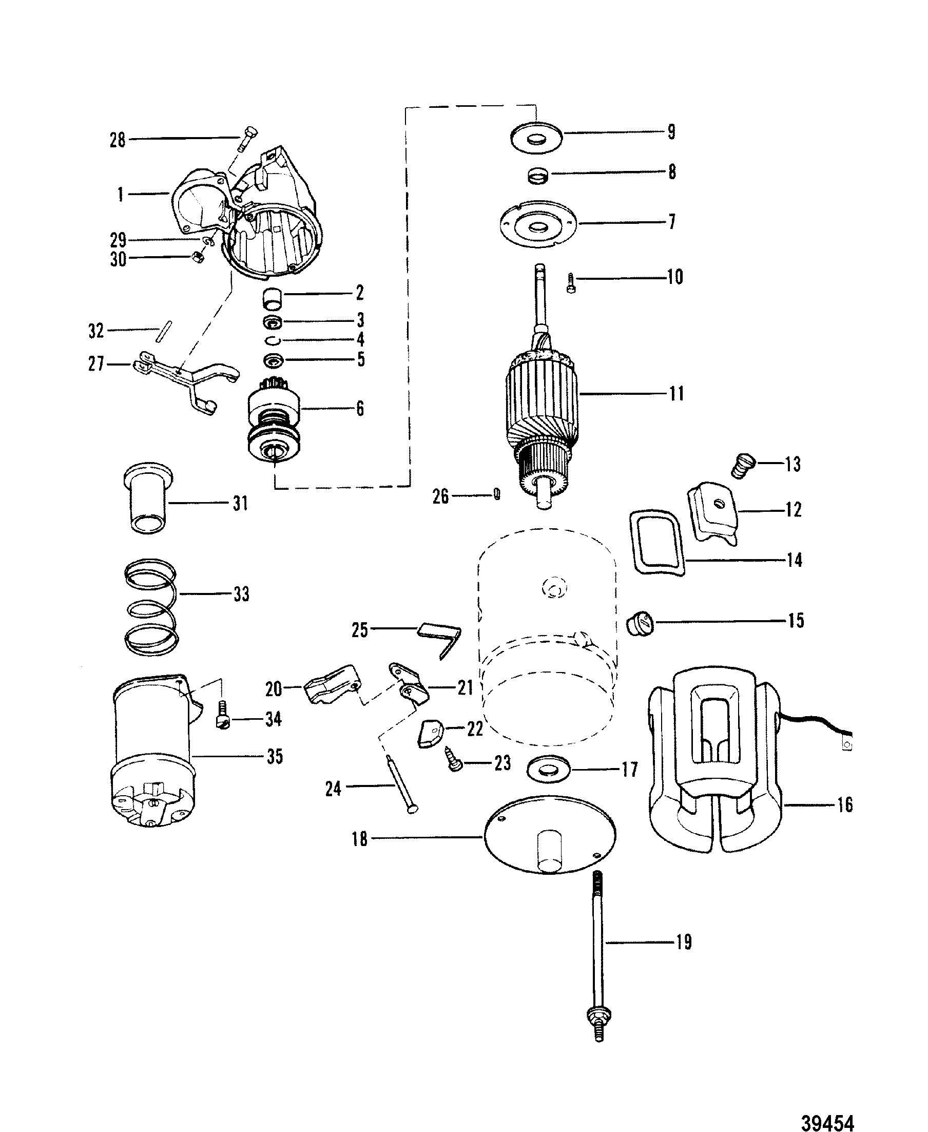 Mercruiser 190 4 Bbl