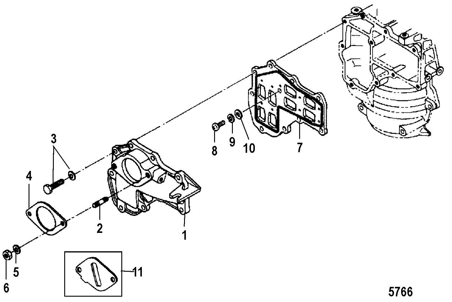 Mercury 2 25 Jet 2 Cyl 2
