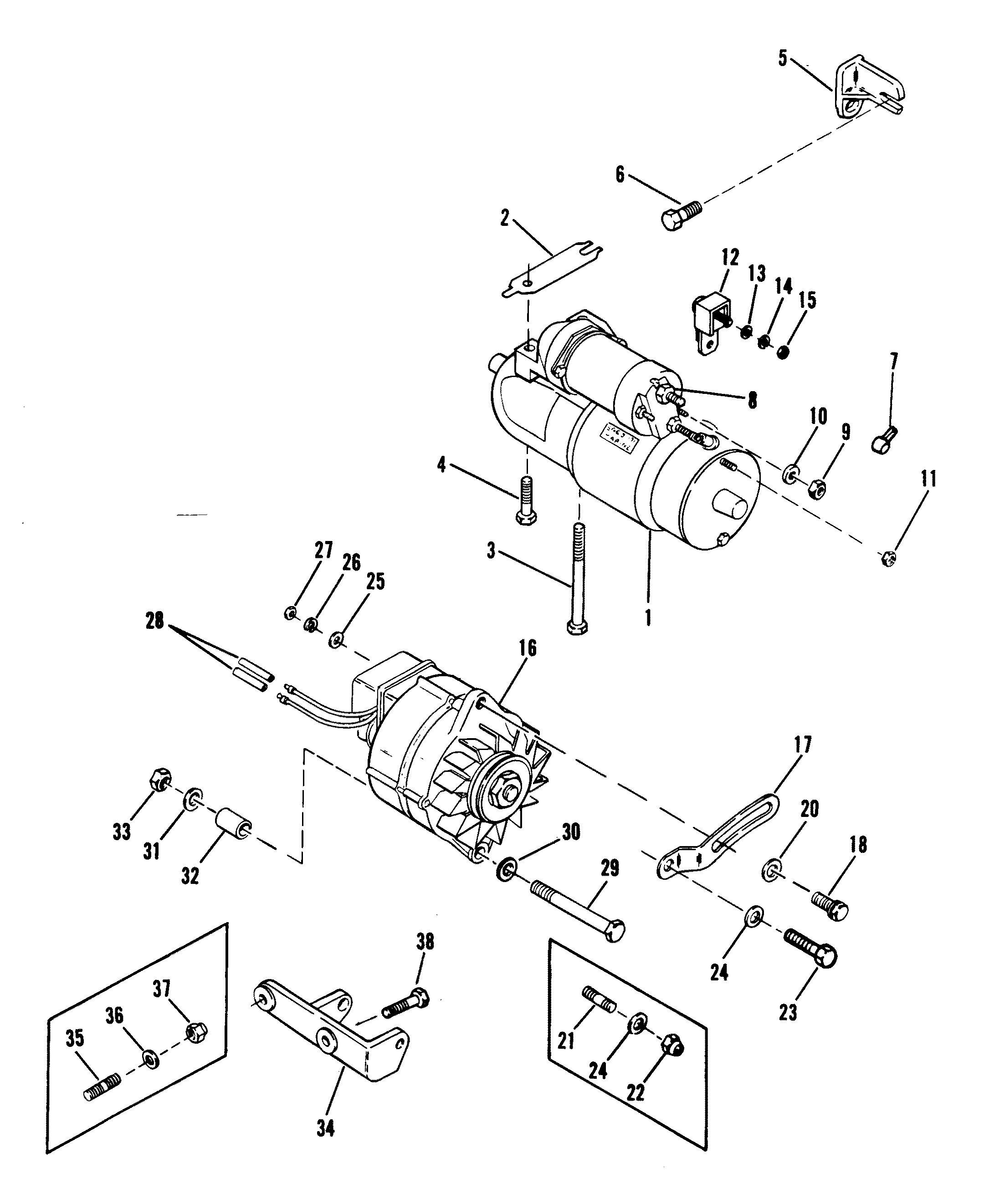 Wrg Mercruiser 120 Wiring Diagram