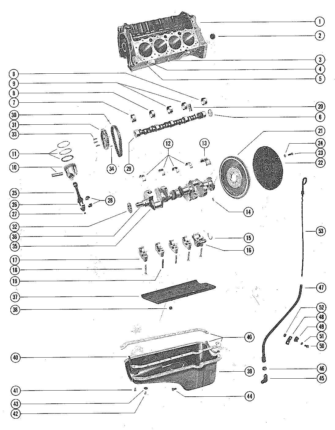 Mercruiser 250 Mie Gm 327 V 8