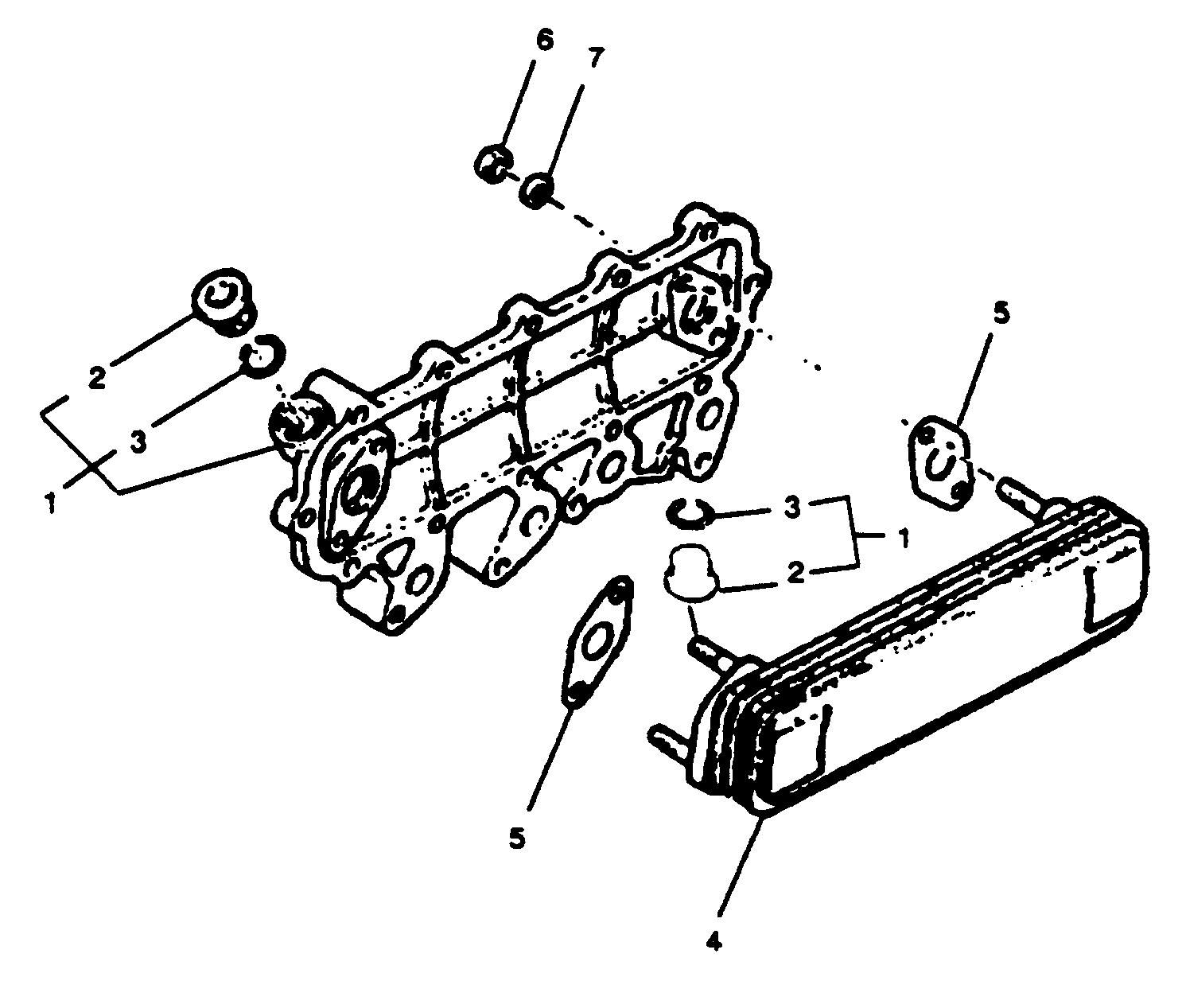 Mercruiser Wo6dti 250 Hp