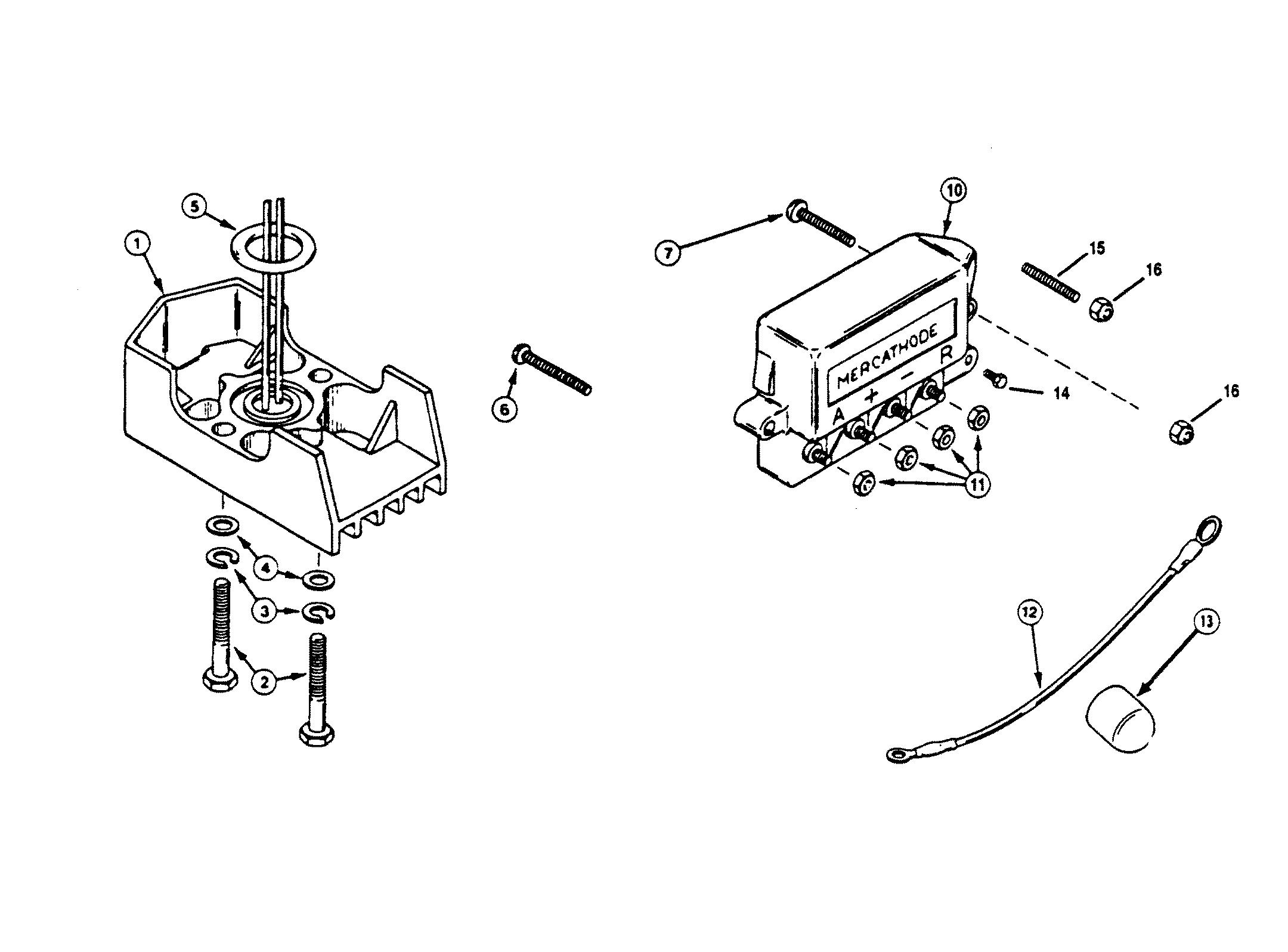 Mercruiser 5 7l Alpha Efi Tbi