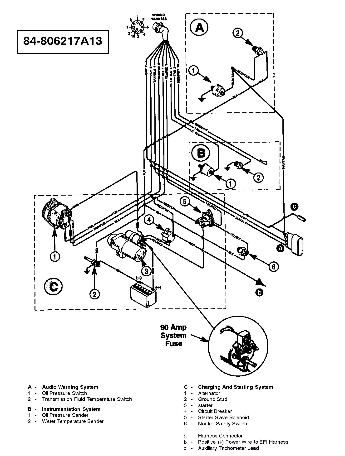 Mercruiser 350 Mag Mpi Ski Gm