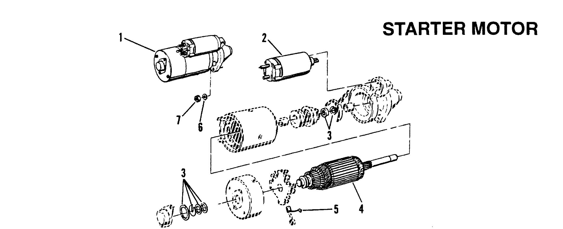 Mercruiser D254 Turbo Ac
