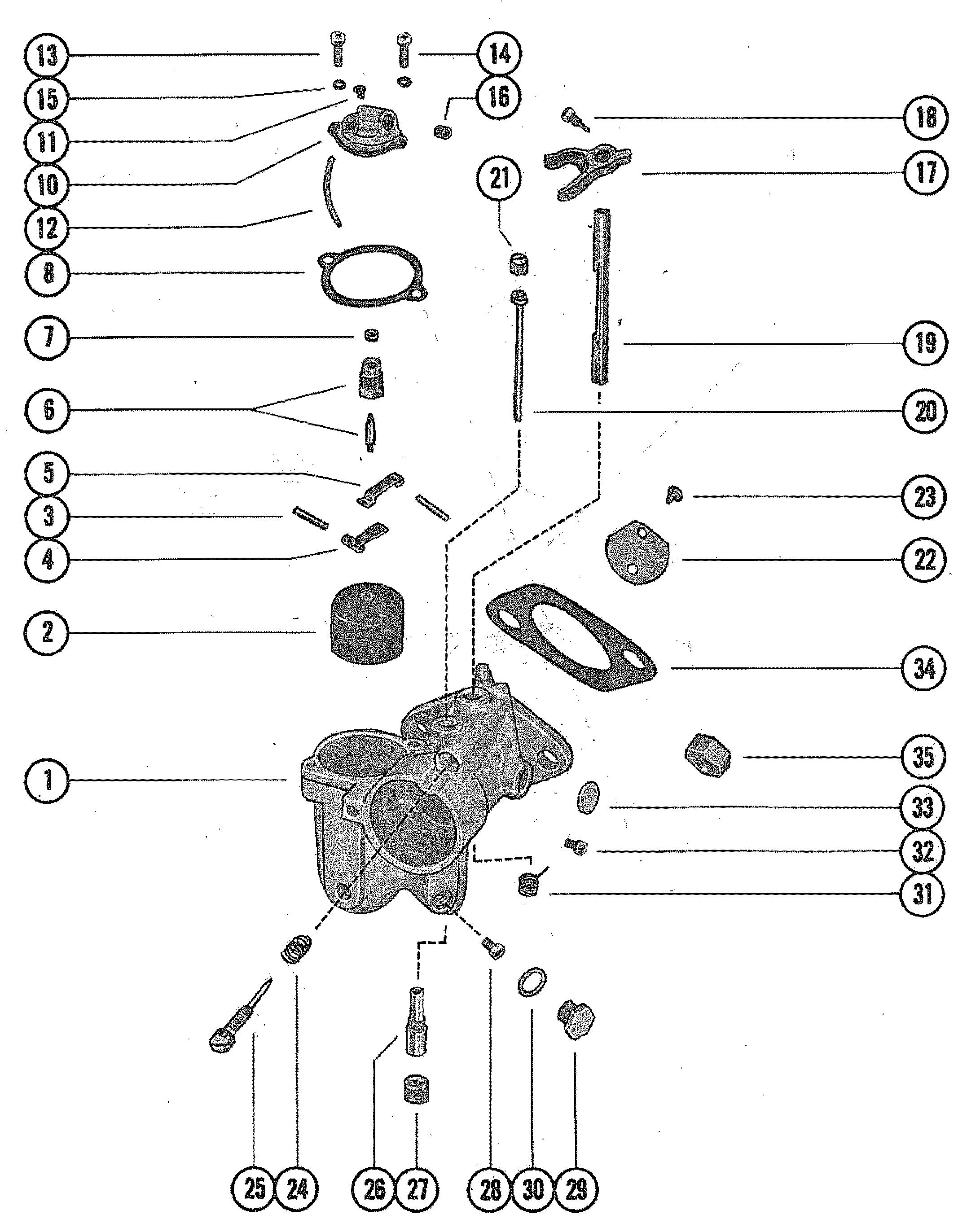 Mercury Quicksilver Control Wiring Diagram