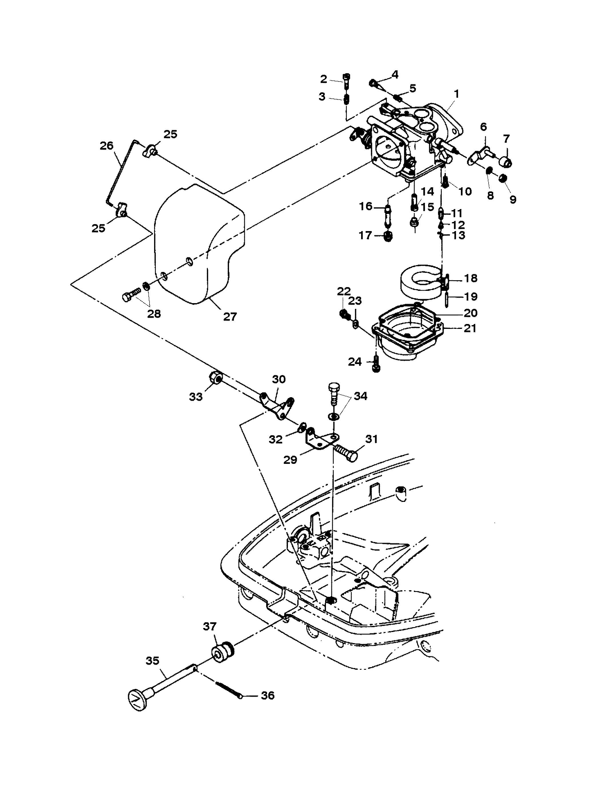 Mariner 30 2 Cyl International