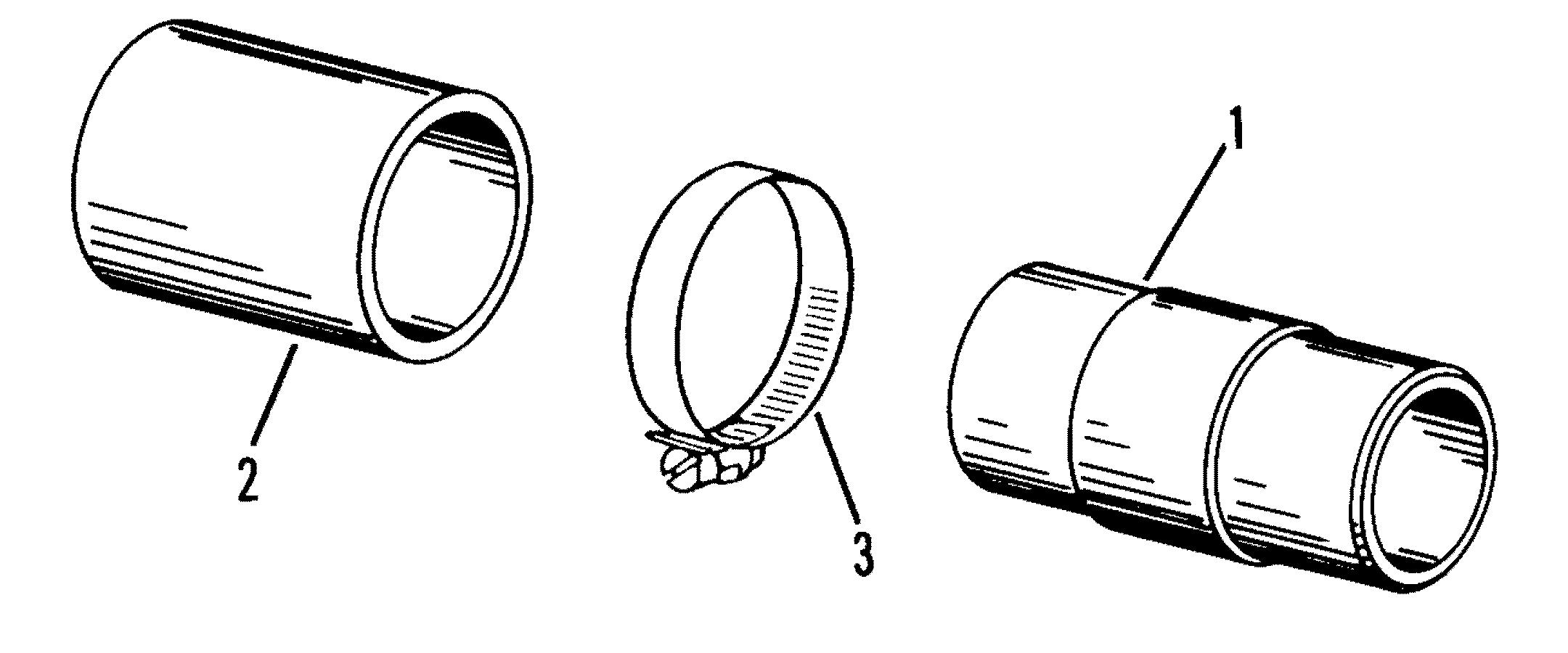 Accessories Power Steering Tiller