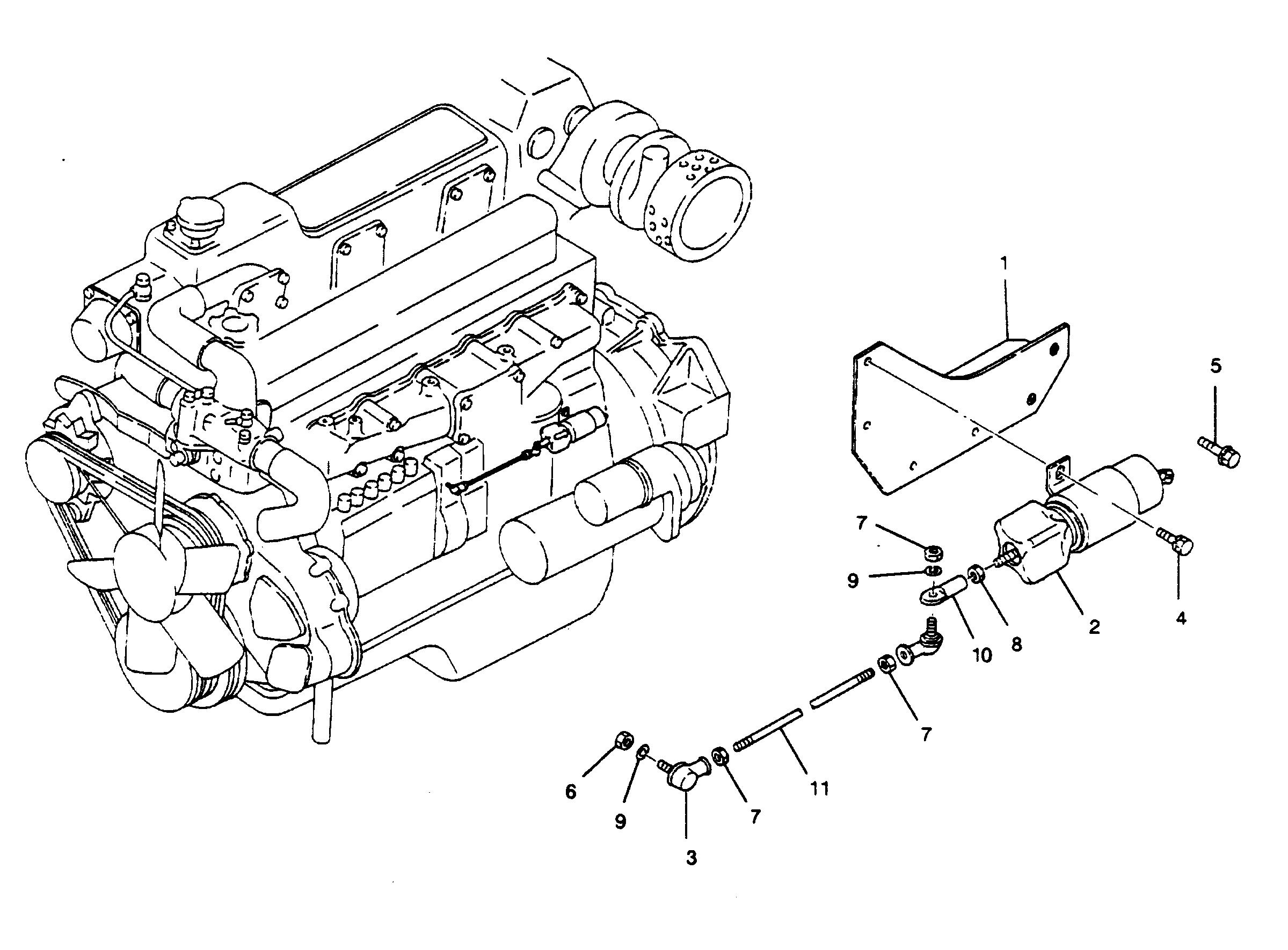 U S Marine Hinosel See Mercruiser
