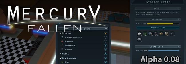 Mercury Fallen Alpha 0.08