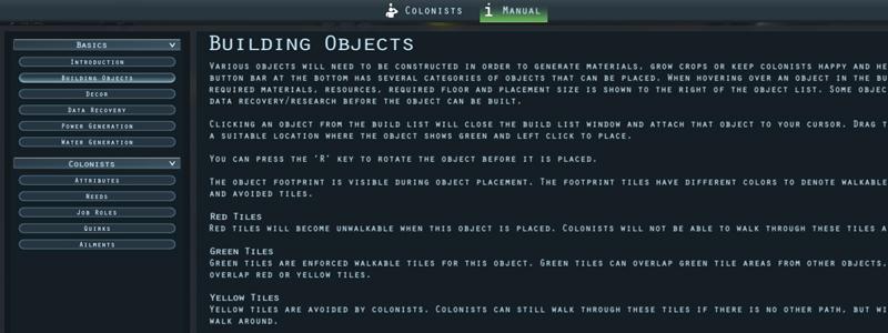 Alpha 0.12 :: Manual