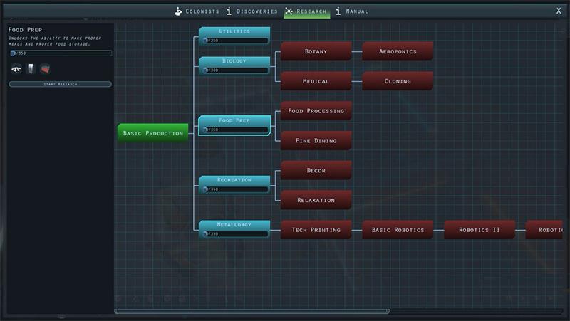 Devlog #32 :: Research Interface