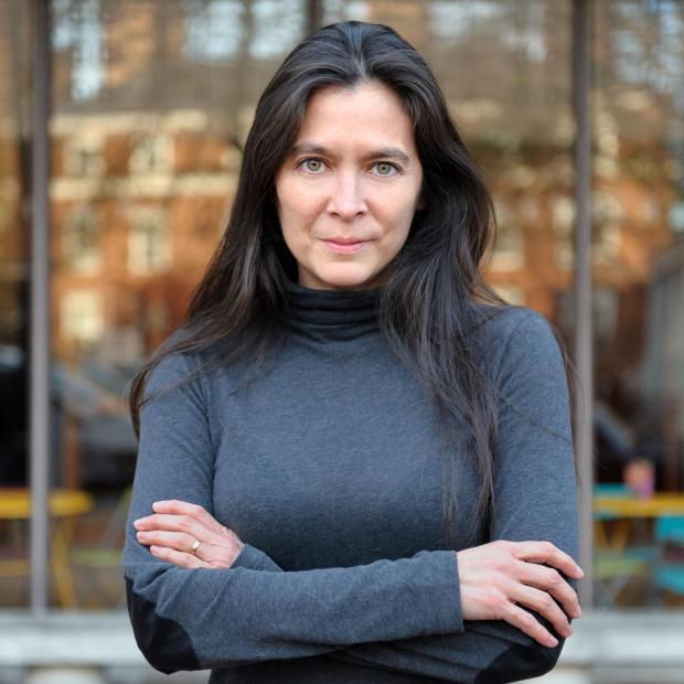 "Diane Paulus, director of the musical ""Pippin,"" nominated for ten Tony Awards. (AP Photo/Boneau/Bryan-Brown, Susan Lapides)"