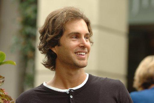 """Greg Sestero, one of the stars of the cult movie """"The Room, """" talks about his career during an interview in Walnut Creek, Calif. Friday, Sept. 17, 2010. (Kristopher Skinner/Staff)"""