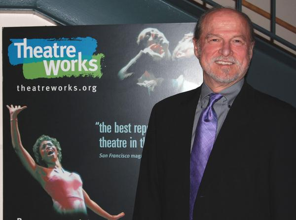 Carla Befera / TheatreWorksFounding Artistic Director Robert Kelley, seen in a file photo from Feb. 15, 2012, will celebrate his 45th year with TheatreWorks in its upcoming 2014-15 season, which was unveiled on Tuesday night, February 11, 2014.