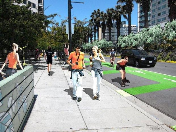 A plan to transform downtown San Jose's street life with ...