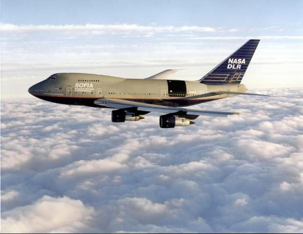Funding for US-German airborne observatory cut – The ...