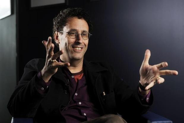 "CRAIG LASSIG/ASSOCIATED PRESS ARCHIVESTony Kushner, who debuted ""The Intelligent Homosexual's Guide..."" at the Guthrie Theatre in Minneapolis, Minn., in 2009, says writing the play ""took a lot out of me."" Nonetheless, he is still reworking parts of it on the eve of it's West Coast premiere at Berkeley Rep on May 16."