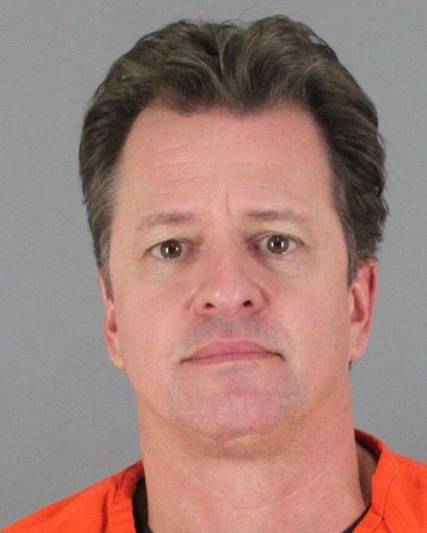 Mark Ladas, chief of the Central County Fire Department, was charged Dec. 4with ten felony counts of grand theft, tax evasion and fraud.