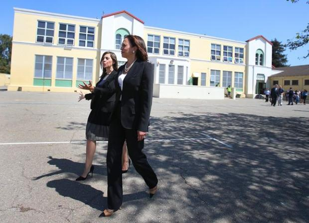 Kamala Harris: California attorney general's tenure a mix ...