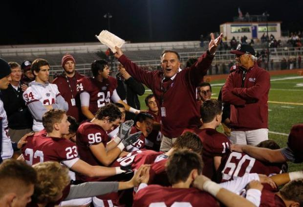 Football: Sacred Heart Prep coach Pete Lavorato steals ...