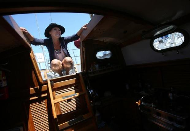 Livin On The Dock Of The Bay The Mercury News